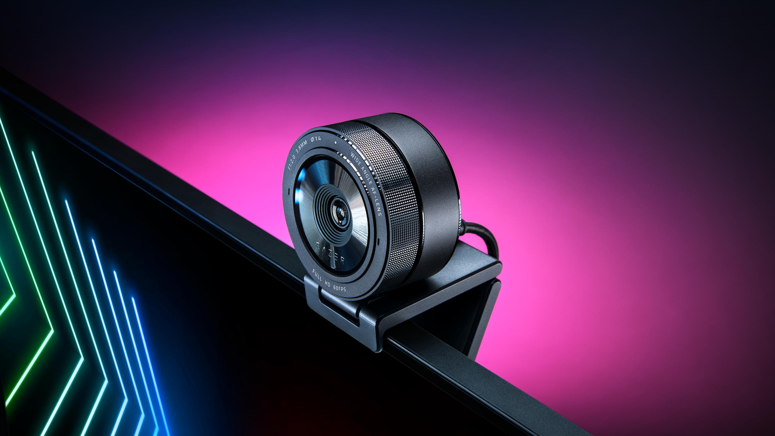 best webcams: Razer Kiyo Pro