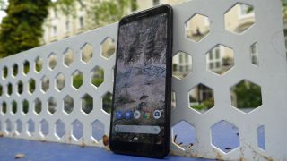 The Google PIxel 3a
