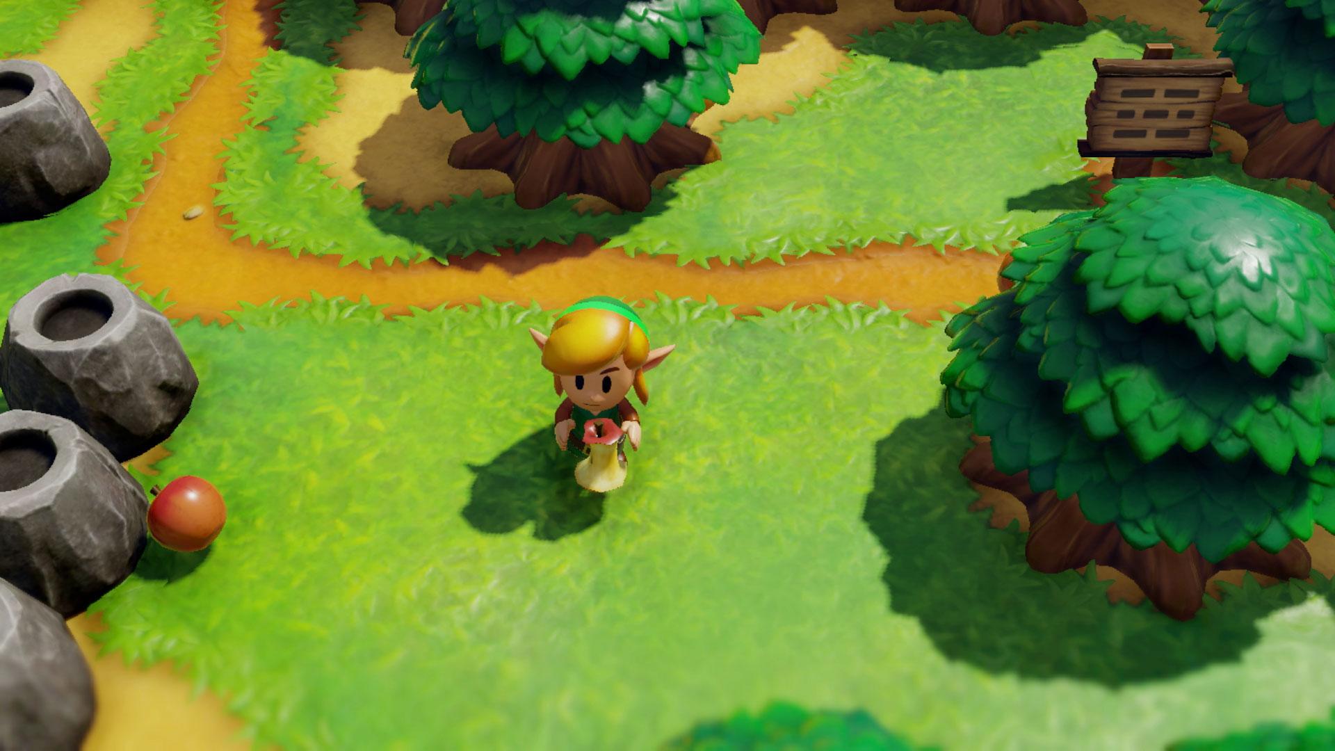 The Legend Of Zelda Link S Awakening Review A Dream Come True Tom S Guide
