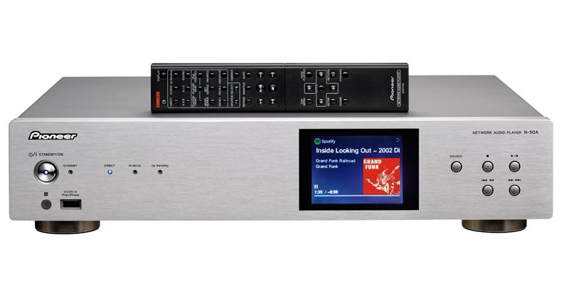 Pioneer N-50A review | What Hi-Fi?