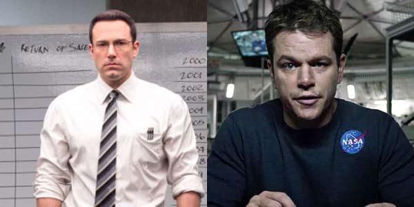 Ben Affleck Matt Damon in new monopoly movie