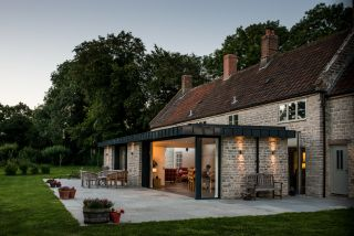 listed building consent extension project