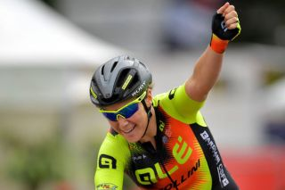 Ale Cipollini's Chloe Hosking wins stage 2 of the 2019 WNT Madrid Challenge by La Vuelta