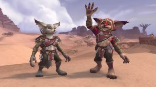 New World Of Warcraft Expansion 2020.World Of Warcraft S Upcoming Races Revealed Adorable Foxes