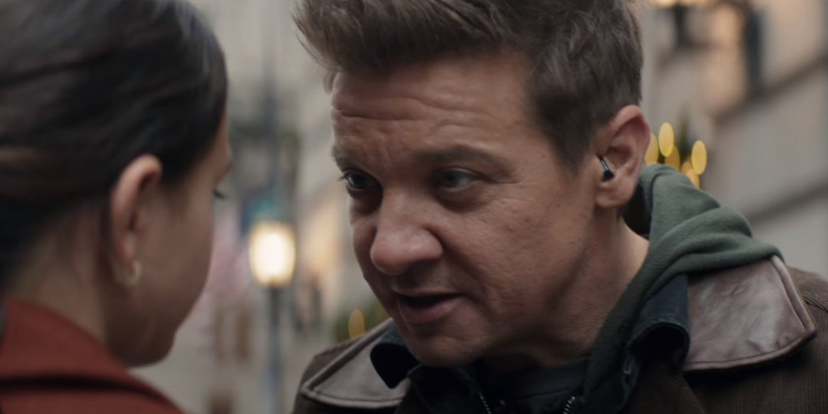 Jeremy Renner's Hawkeye Delivers A Superhero Holiday Adventure In First Disney+ Trailer