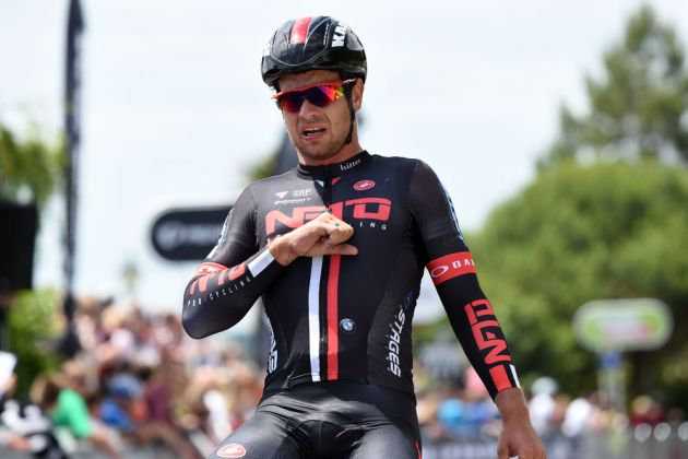 Adam Blythe, Jersey International Road Race 2014