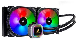 Corsair H115i RGB Platinum cooler