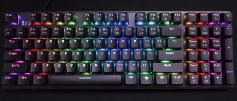 VictSing PC259A mechanical gaming keyboard review