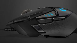 It only costs $38 to give the Logitech G502 Hero's hyper-fast scroll wheel a spin