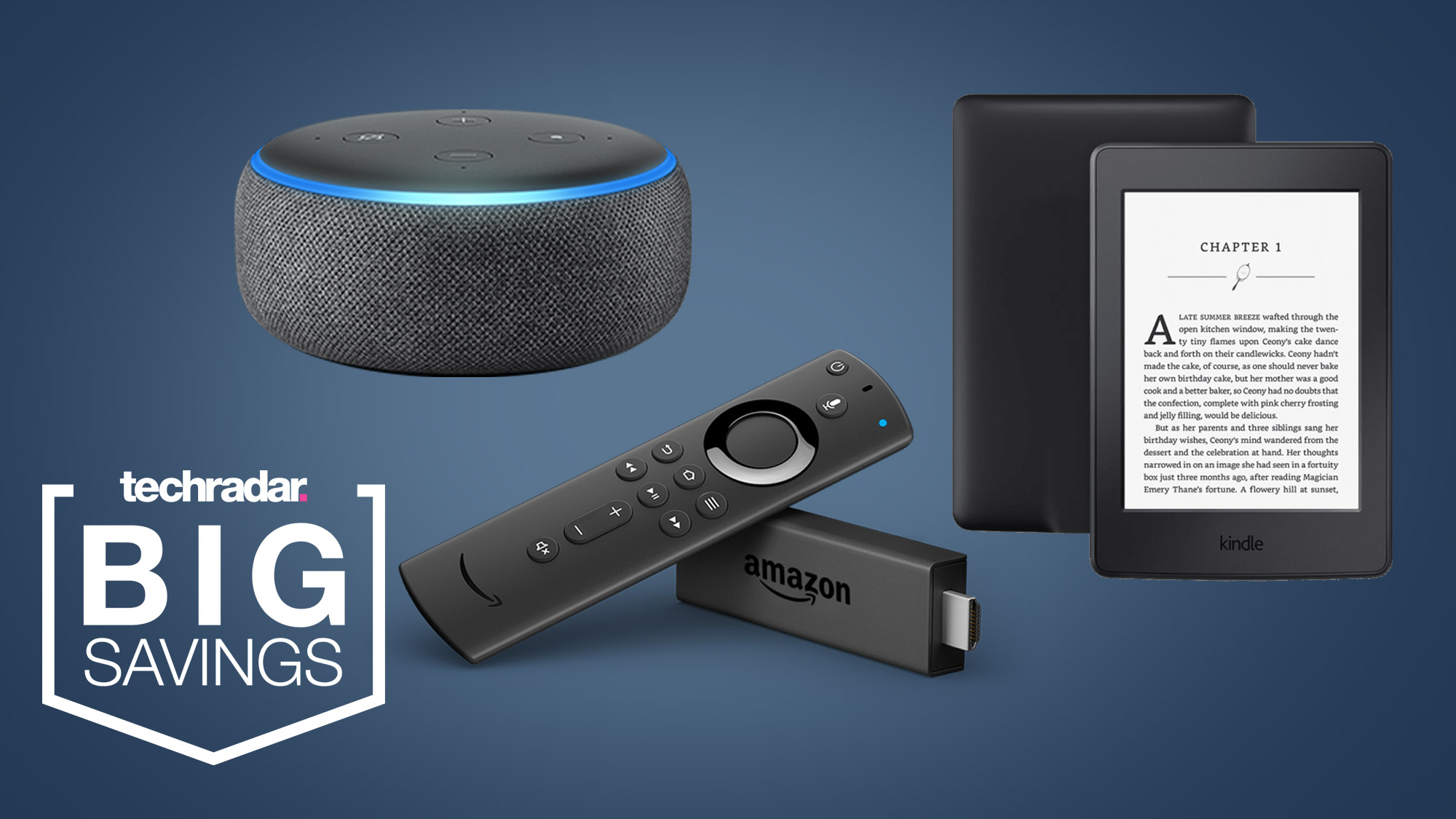 Forget Prime Day, Amazon's Summer Sale is here with deals on the Echo, Kindle, Fire TV Stick, more thumbnail