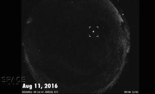 Perseid Meteor Over Ohio, Aug. 11, 2016
