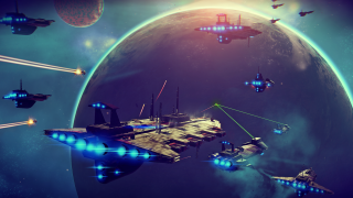 games, no man's sky, hello games, PS4, Xbox One, Coming Soon, delayed, release