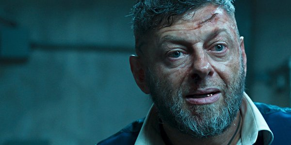 Klaue in Black Panther