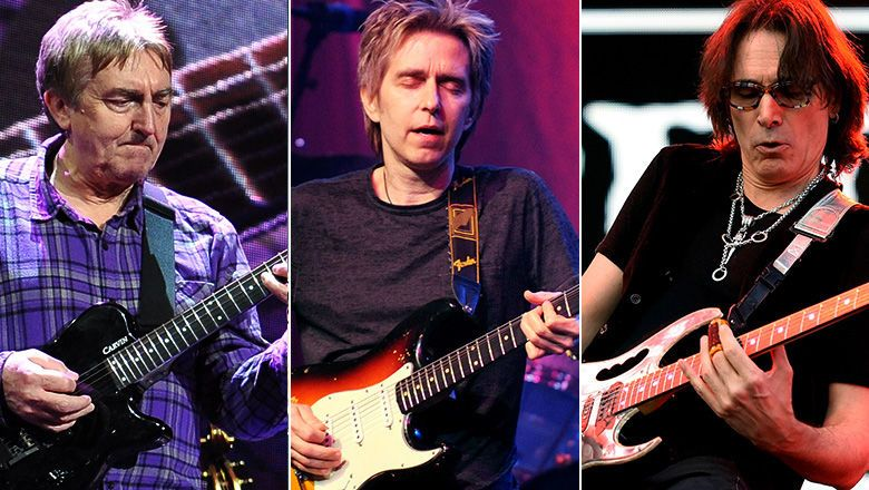 Explore the Bizarre Barre Chord Shapes of Allan Holdsworth, Steve Vai and Eric Johnson