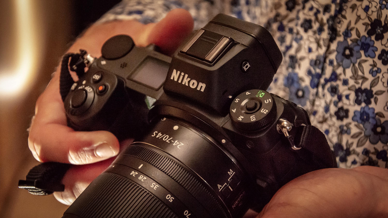Did Apple just blow the lid on a new Nikon 8K camera?   TechRadar