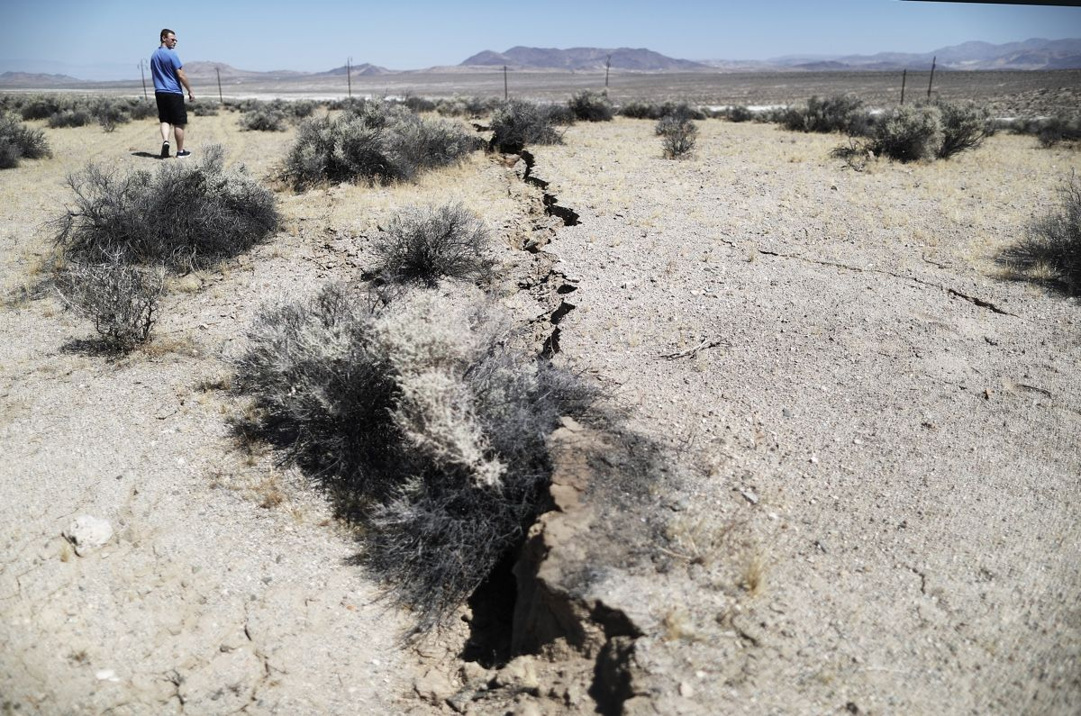 The Faults That Ruptured in Twin California Quakes Are Very, Very Weird, Geologists Say.