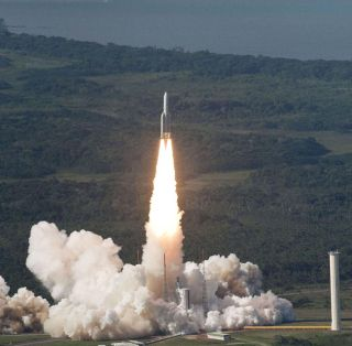 New High-Tech Satellites Launched Into Orbit