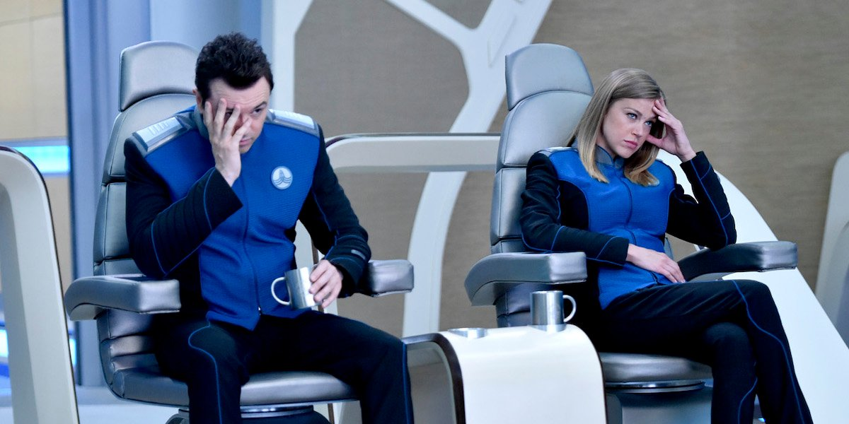 the orville season 2 ed and kelly