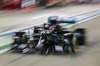 Mercedes AMG F1 / LAT Images