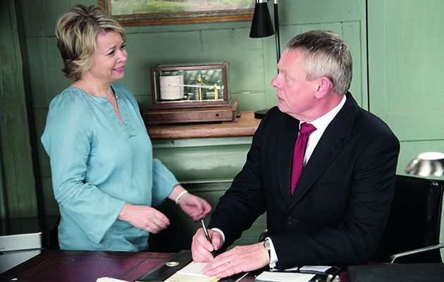 Doc Martin what's on telly tonight 11th October