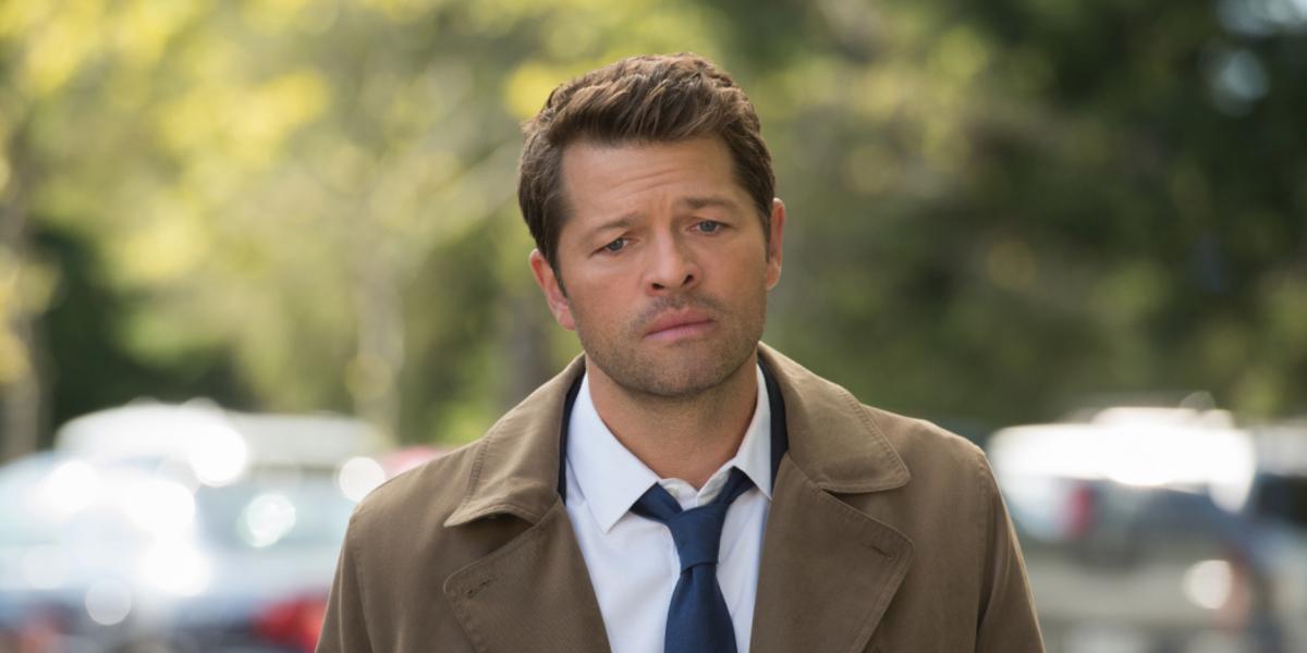 supernatural castiel sad season 15 the cw