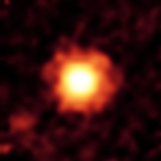 Wild Solar System Spotted Around Distant Star