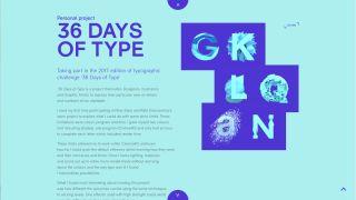 graphic design portfolio sites