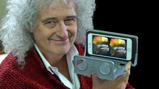 Brian May with the OWL Viewer