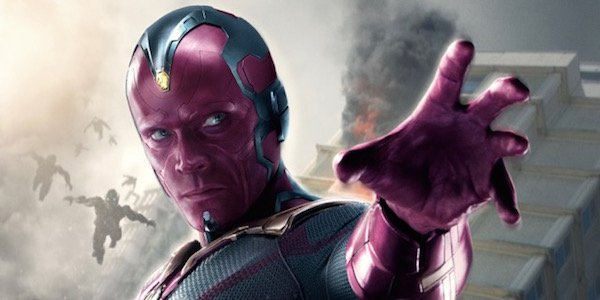Image result for Avengers: Vision