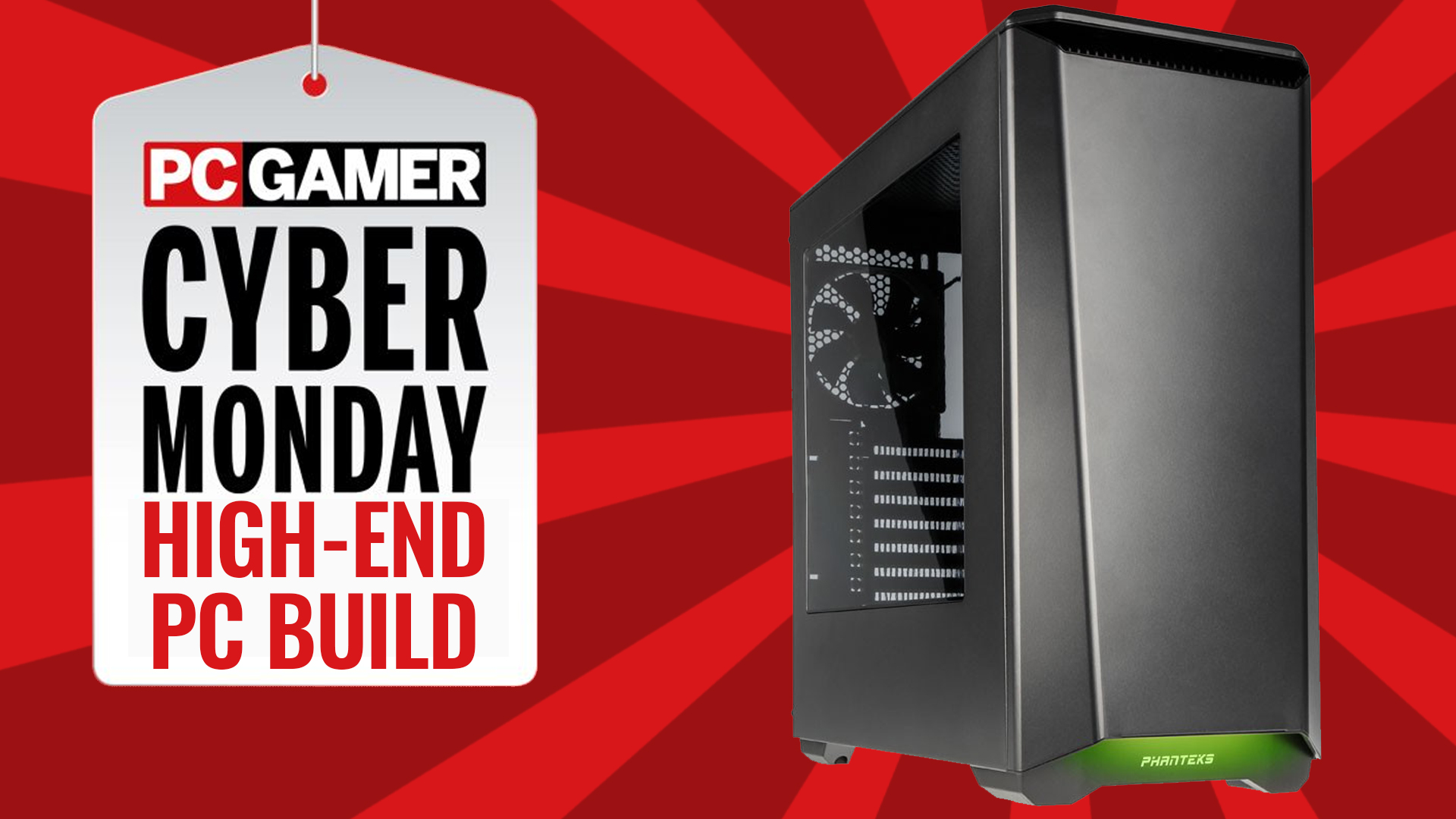 Build A Kickass Gaming Pc For 1 000 From The Best Cyber Monday Deals Pc Gamer