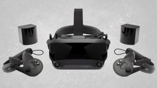 Valve Index VR Headset and Controllers
