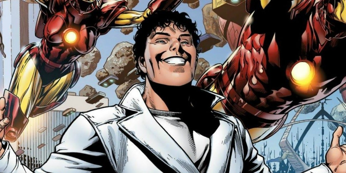 The Beyonder is in control