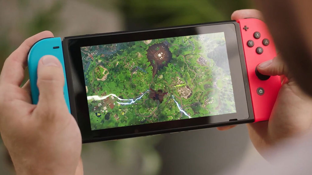Fortnite Battle Royale On Switch Remains Free To Play