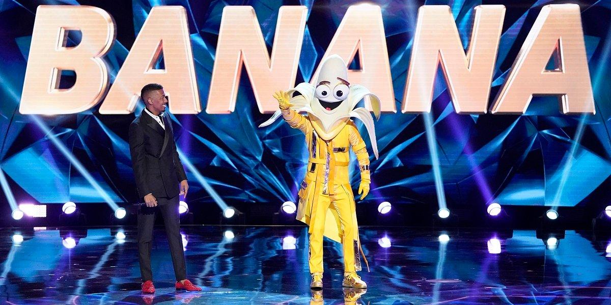The Banana The Masked Singer Fox