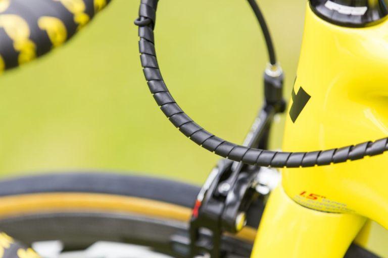 thomas voeckler BH ultralight evo tour de france bike cables