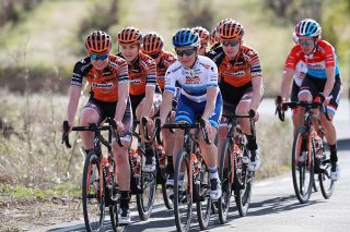 Boels Dolmans new 2020 kit revealed at a training camp in Spain