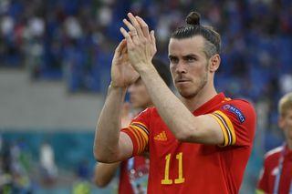 Italy Wales Euro 2020 Soccer