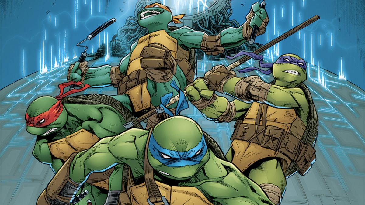 Turtle power outage: Three of the four Teenage Mutant Ninja Turtles have  died | GamesRadar+