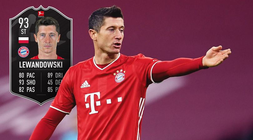 Fifa 21 How To Get Robert Lewandowski S 93 Rated Player Of The Month Fut Card Fourfourtwo