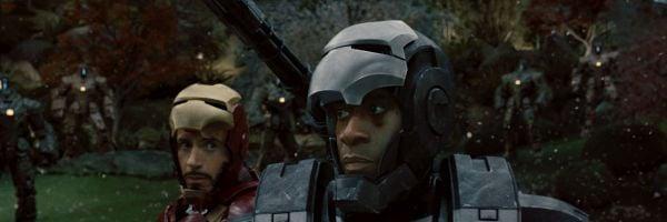 Don Cheadle in Iron Man 2