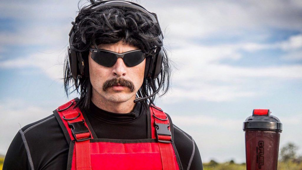 Dr Disrespect has been permanently banned from Twitch - GamesRadar+