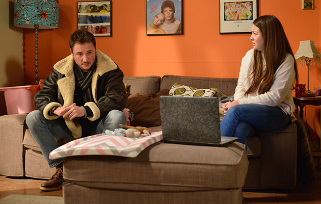 EastEnders spoilers: Martin Fowler has a shock confession for wife Stacey!
