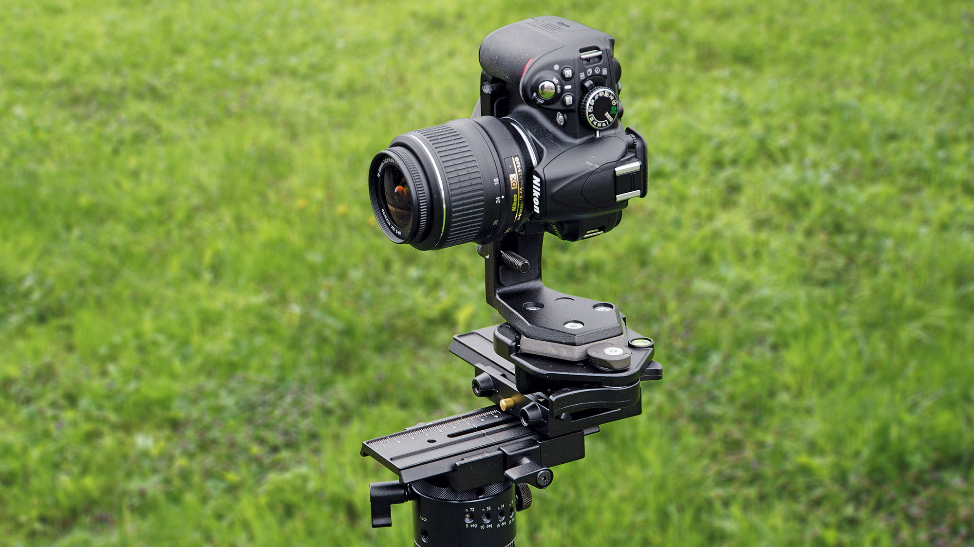 The best panoramic tripod heads