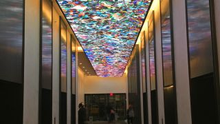 Empire State Realty's 57th Street Lobby Re-imagined with LED