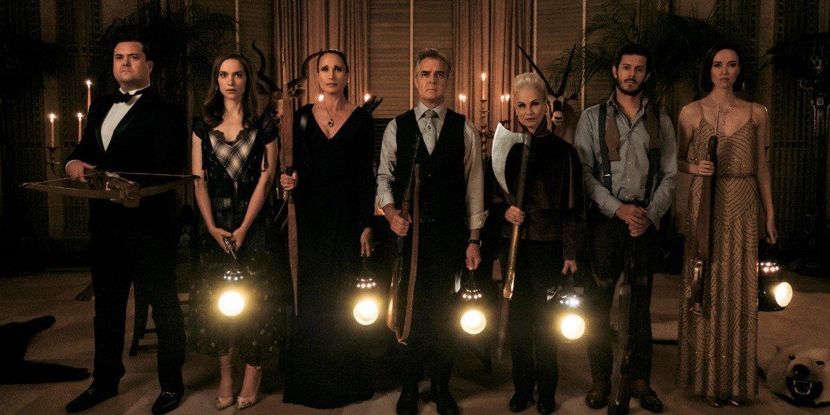 Ready or Not Cast: Kristian Bruun, Melanie Scrofano, Andie MacDowell, Henry Czerny, Nicky Guadagni,