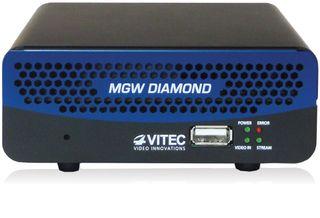 VITEC Debuts MGW Diamond Encoder