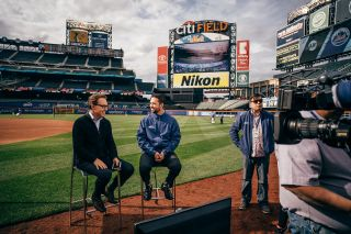 New York Mets pregame broadcast uses DPA mics