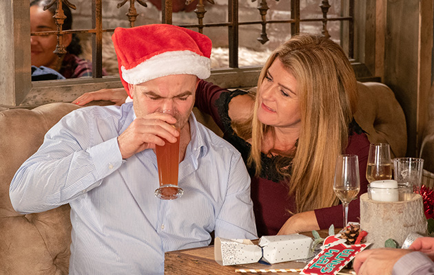 Coronation Street spoilers: Will Gina Sneddon seduce a drunk Tim?