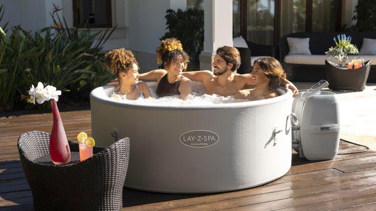 best hot tubs 2021 Bestway Lay-Z-Spa Singapore