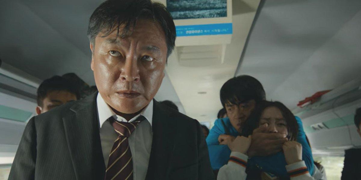 Yon-suk as he dooms everyone aboard